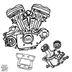 Engine Parts, Cylinder, Piston,...