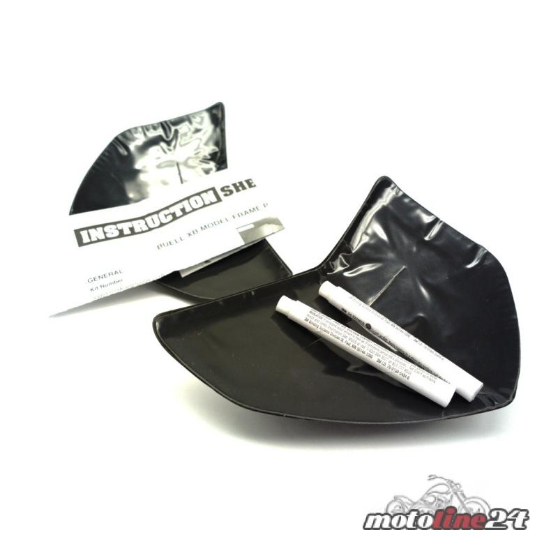 Rahmenschoner Schützer Protektor Frame Puck | Buell XB | XB S |