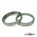Exhaust gasket for all Harley-Davidson from 84 | all...