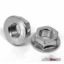 Exhaust manifold flange nut for Harley-Davidson 84 up |...