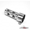 "Drag Pipe Baffle | db-Killer | db-Eater | Harley-Davidson | 1 3/4"" , 4"" long"
