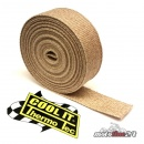Thermo Tec exhaust insulating wrap copper 50 Foot