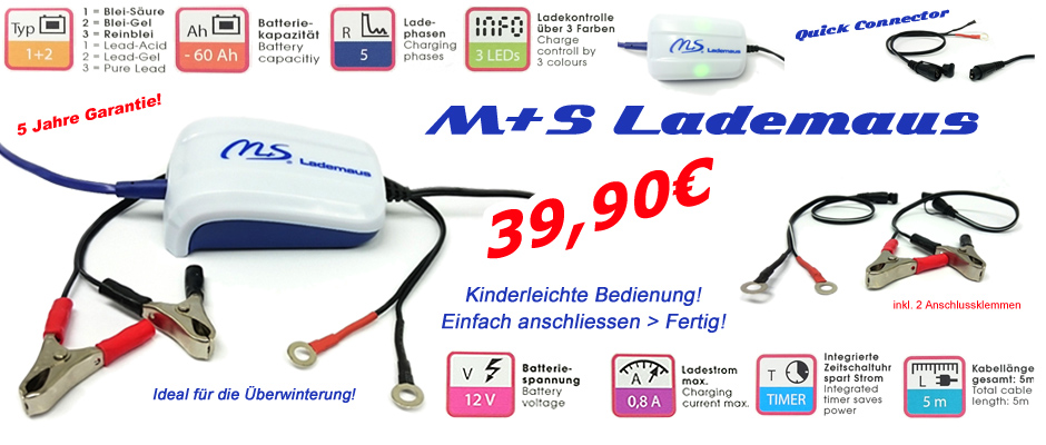 M+S Lademaus